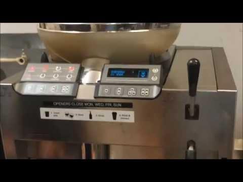 Mastrena Starbucks Espresso Machine CTS2 801 Verismo Super Automatic