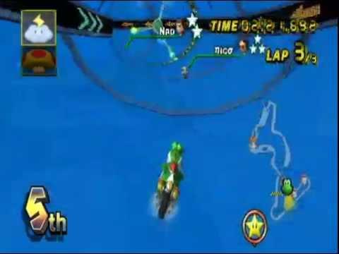 Mario Kart Wii:Random Wiimmfi Race #121 (With  VR Hacker:EC2 ABE◆)