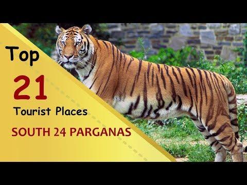 """SOUTH 24 PARGANAS"" Top 21 Tourist Places | South 24 Parganas Tourism | WEST BENGAL | INDIA"