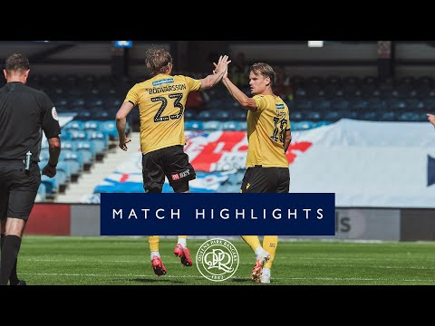 QPR Millwall Goals And Highlights