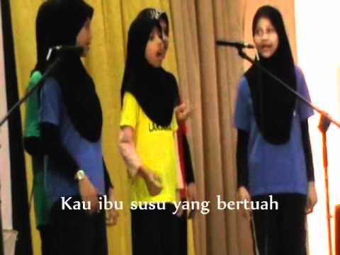 Puteri Islam SK Taman Melawati 1 - Nasyid Halimatus Saadiah