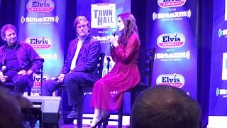 #Elvis Radio Town Hall w/ Jerry & Priscilla 8.14.17 #ElvisWeek…