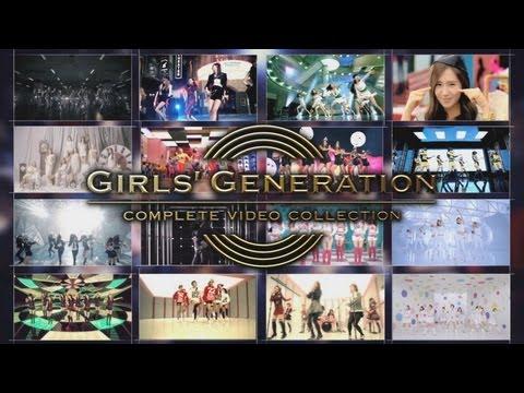 少女時代_GIRLS`GENERATION COMPLETE VIDEO COLLECTION_Digest60秒ver.