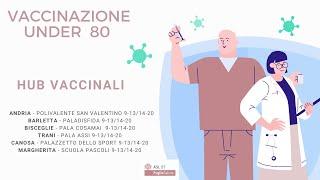 Vaccinazioni L'hub di Trani nel Pala Assi è aperto fino alle 19 30