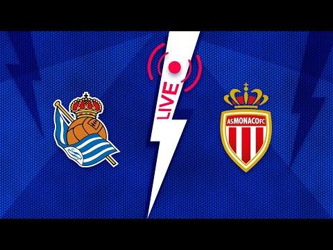 DIRECTO 18:00 |  Real Sociedad Vs AS Monaco | Pretemporada 21/22