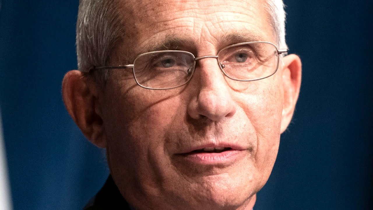 Dr. Fauci Makes A Strong Statement About Donald Trump's Health