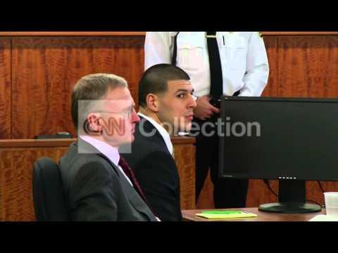 HERNANDEZ MURDER TRIAL BEGINS-HERNANDEZ IN COURT