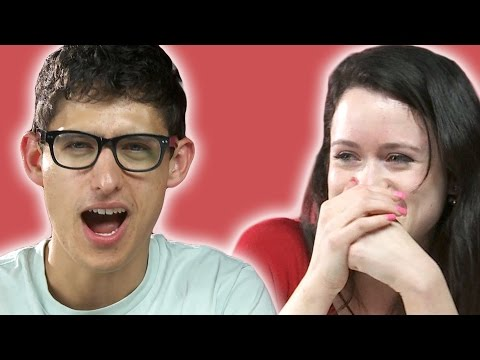 Couples Tell Each Other An Embarrassing Secret