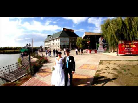 Клип веселая Свадьба в Славянске-на-Кубани (видео Дмитрий Пухальский Dimas Puh)