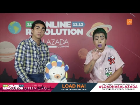 LIVE: Madam Kilay​ Teaches Us How To Load Up On Lazada!