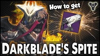 Destiny: Specific Strike Fusion Rifle! | Darkblade