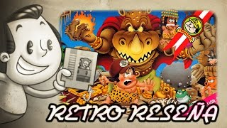 Adventure Island - Retro Reseña