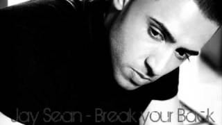 Jay Sean-Break Your Back