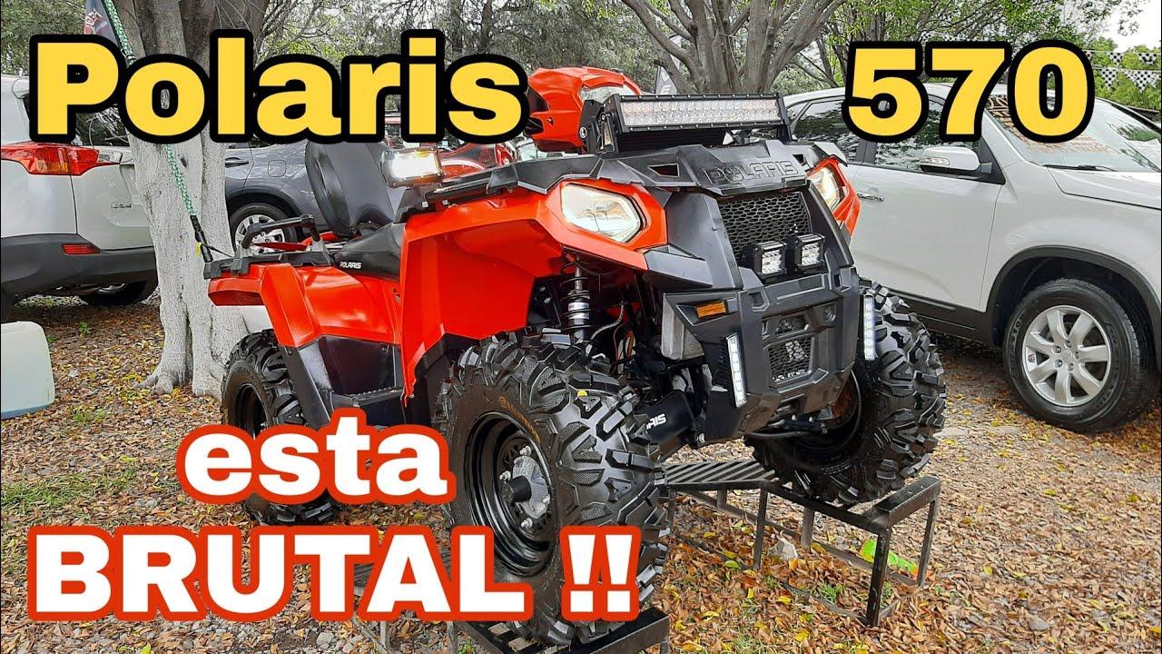 motos cuatrimoto polaris 4x4 570 esta brutal la encontre tianguis de autos usados guadalajara