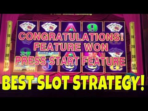 How I make money playing slot machines ~ DON'T GO HOME BROKE from the casino ~ how to win on slots