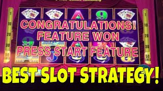 How I make money playing slot machines ~ DON'T GO HOME BROKE from the casino ~ how to win on slots(A lot of people have been asking where to get the bank. Here is the website: winnersbank200.com?partner_id=6 Winning at the casino isn't all just about luck, ..., 2016-06-01T05:13:08.000Z)