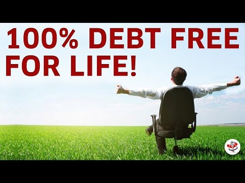 100% Debt Free For Life in 2017 Including Your Real Estate  - Banking Secrets Free Training