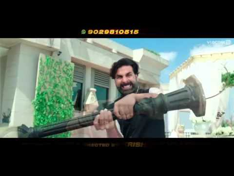 Gabbar Is Back movie  Trailer...   Starring Akshay Kumar and  Shruti Haasan