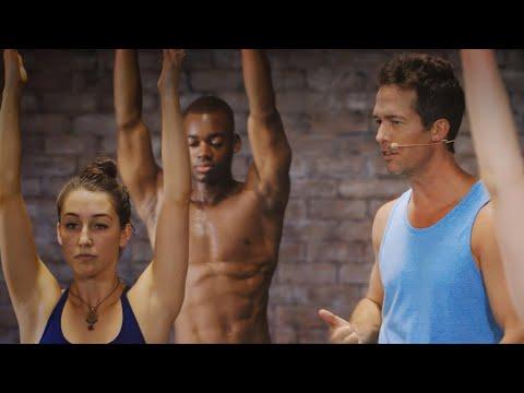 "30min. Power Yoga ""Flow and Stretch"" with Travis Eliot"