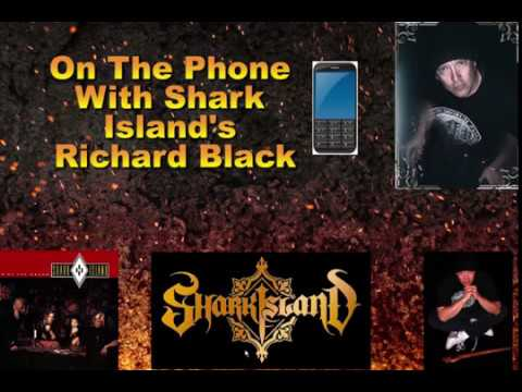 Music Mania Podcast- Richard Black (Shark Island) 8/25/17