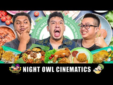 Food King Singapore: Sedap Halal Food Under $10?!