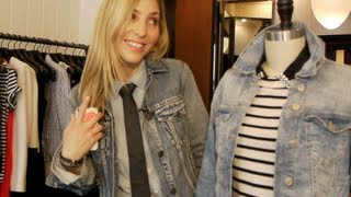 WHAT TO WEAR with a Jean Jacket Thumbnail