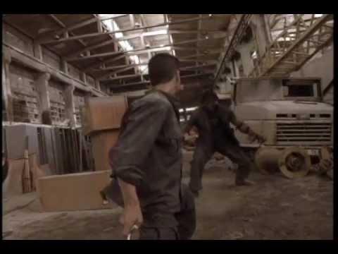 Us Seals II: Michael Worth vs Hakim Alston