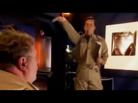 Rimmer's Classic Salutes - Red Dwarf - BBC