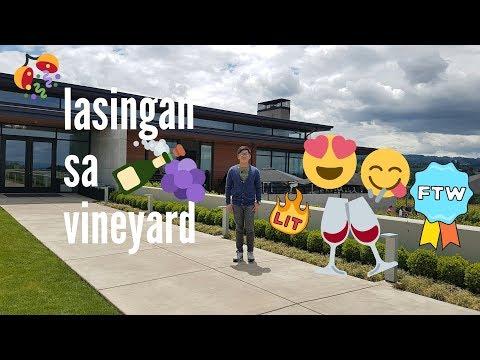 WINE TASTING AT PONZI VINEYARDS! (Vlog 32)