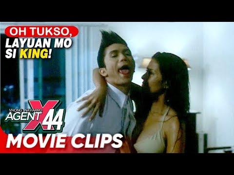 Magpapatukso ba si King kay Minerva?   'Agent X44'   Movie Clips