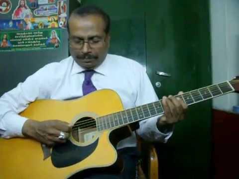 Kumbida pona deivam guitar instrumental by Rajkumar Joseph.M