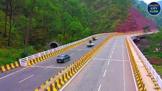 HIMALAYAN EXPRESSWAY (Chandigarh - Shimla Expressway) is Inaugurated by NITIN GADKARI | Expressways