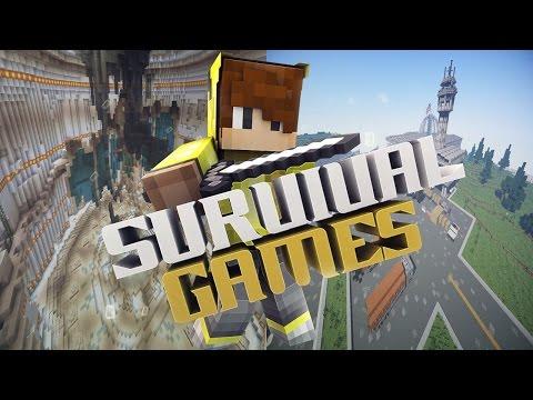 MCSG Marathon 34DK! (Minecraft : Survival Games #207)