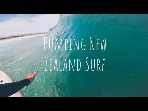 PUMPING Surf New Zealand Dunedin