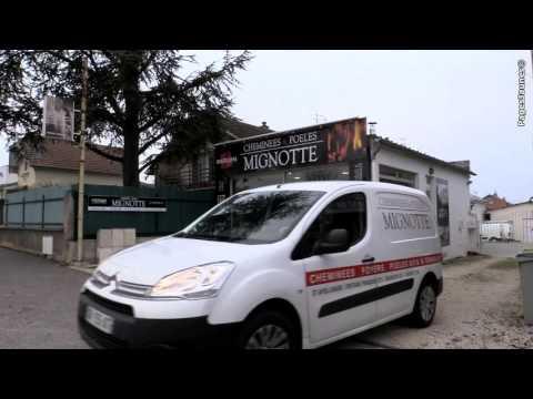 MIGNOTTE Cheminées et Poêles à Saint Appolinaire dans le département de la Côte d'Or 21