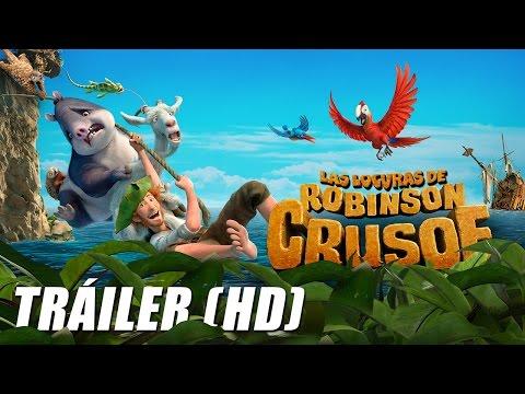 Las Locuras de Robinson Crusoe - The Wild Life - Trailer Doblado (HD)