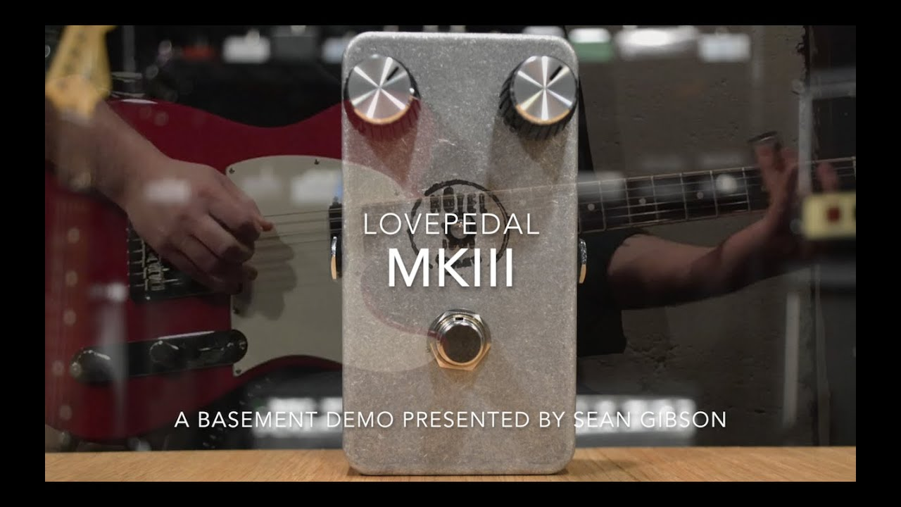 Lovepedal MKIII Tonebender Fuzz So Naked | Daves Gear