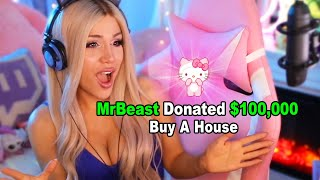 Gambar cover Donating $100,000 To Random Streamers