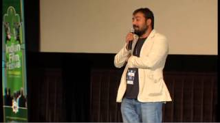 Anurag Kashyap Q&A At IFFLA