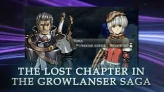 ATLUS Trailer: Growlanser: Wayfarer of Time