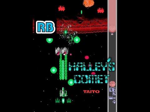 1986 [60fps] Halley's Comet 9999990pts
