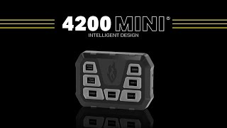 Feniex 4200 Mini // The Most Advanced Mini Controller for Police, Firefighters and EMS