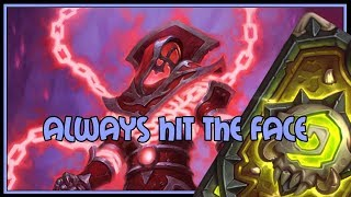 Hearthstone: Always hit the face (razakus priest)
