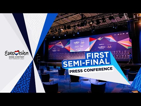 Eurovision Song Contest 2021 - First Semi-Final - Press Conference