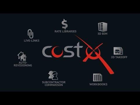 CostX Estimating Software