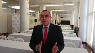 Javier Héndez, gerente Comunicaciones de Cámara de Comercio Colombo Americana