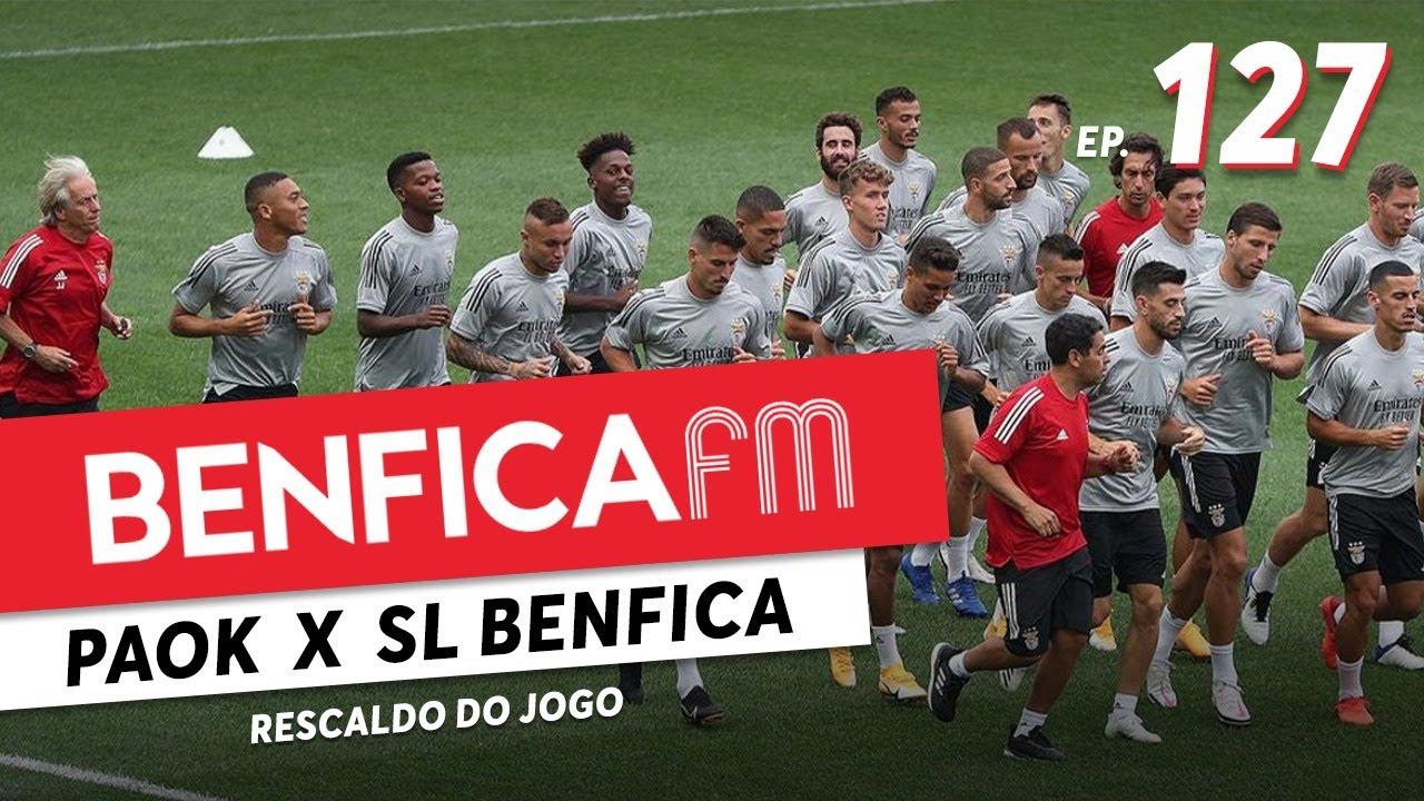 Benfica FM #127 - PAOK x Benfica (2-1) Rescaldo