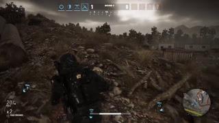 Ghost Wars Wildlands