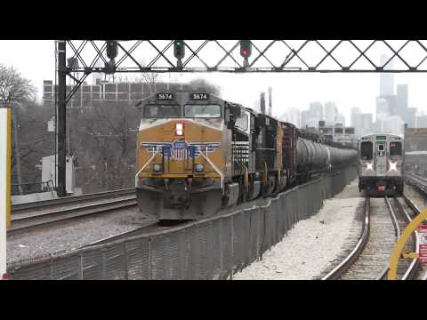 Harrassed by CTA Employee for Filming, 03.25.13