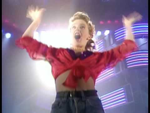 Kylie Minogue - Hand On Your Heart (Live TOTP 1989)